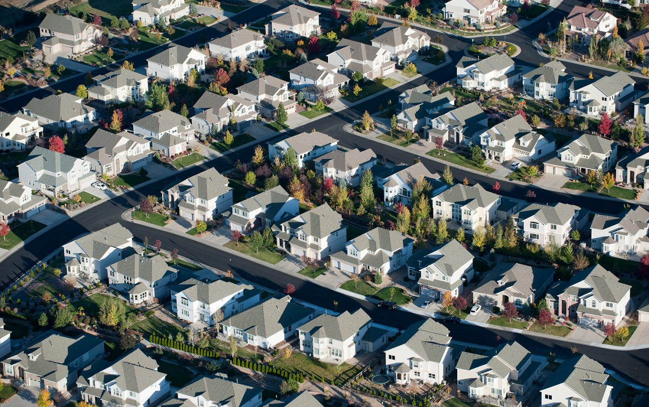 From rural systems to today's suburbs: an historical perspective